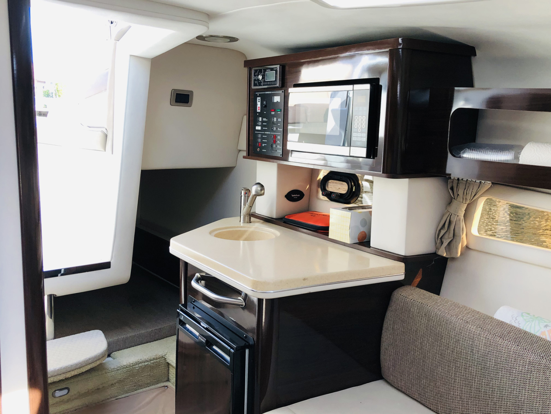 Sea Ray 2015-KREBUS Boca Raton-Florida-United States-Cabin Looking Aft-1604830 | Thumbnail