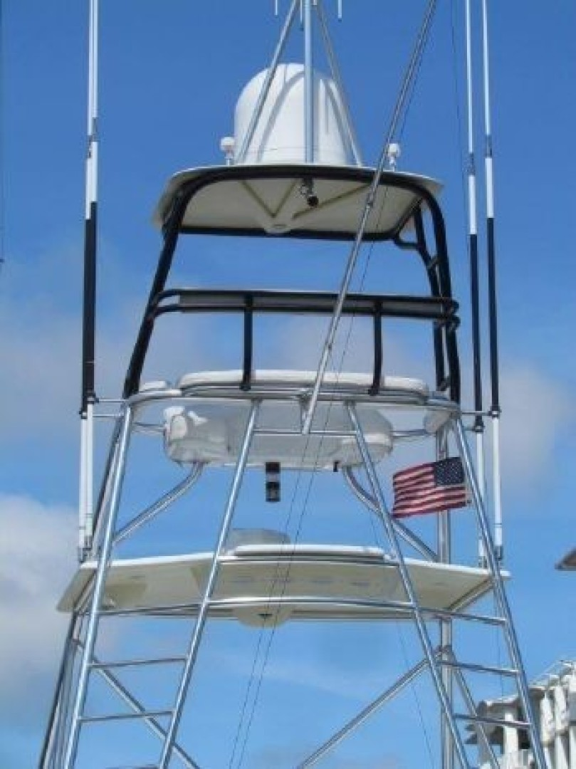 Hatteras-60 Convertible 2009-Dirt Pit United States-1604880 | Thumbnail