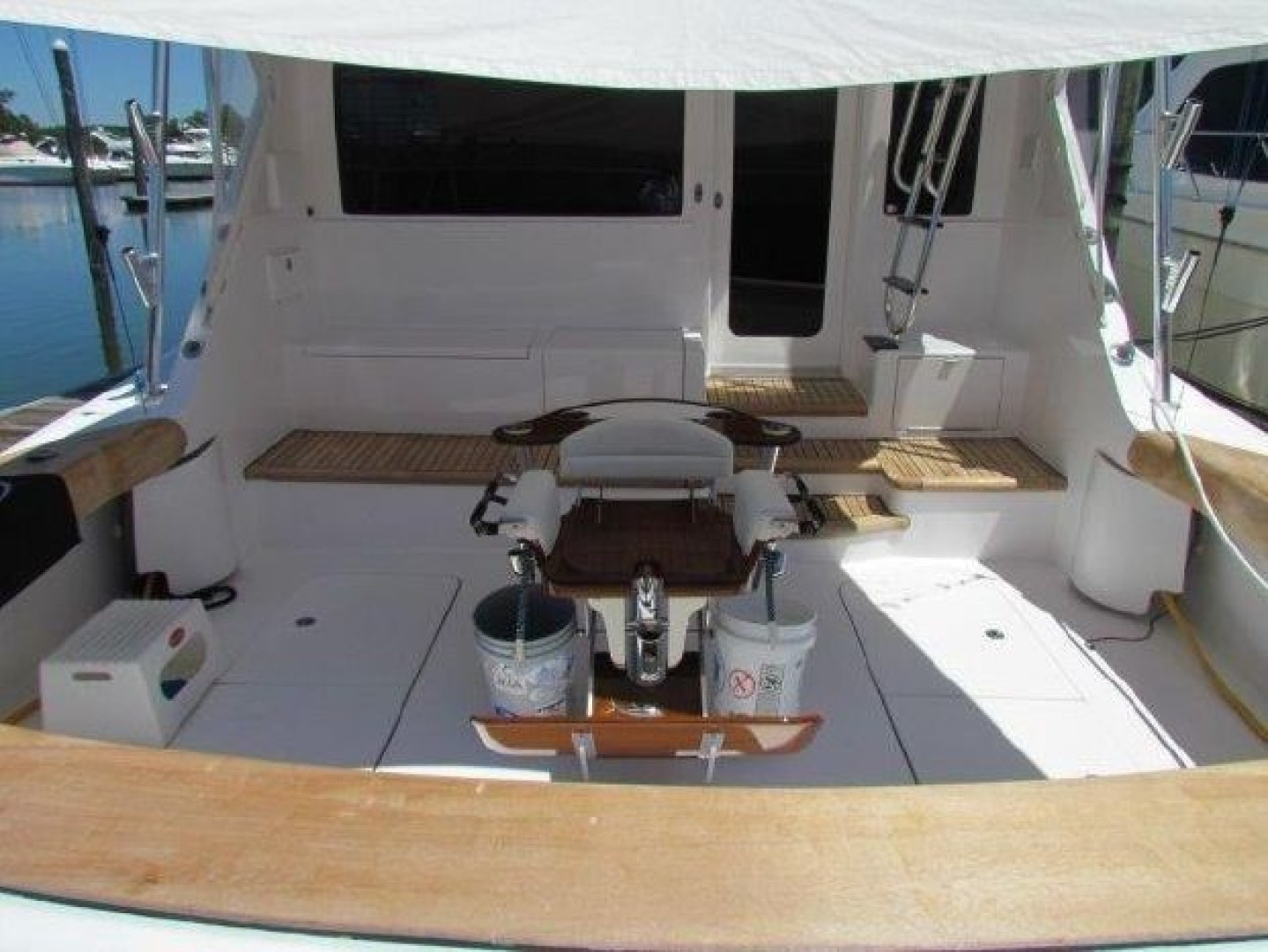Hatteras-60 Convertible 2009-Dirt Pit United States-1604898 | Thumbnail