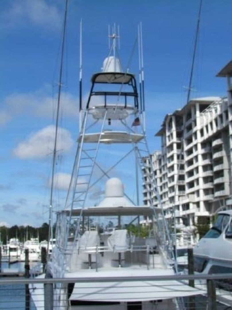 Hatteras-60 Convertible 2009-Dirt Pit United States-1604879 | Thumbnail