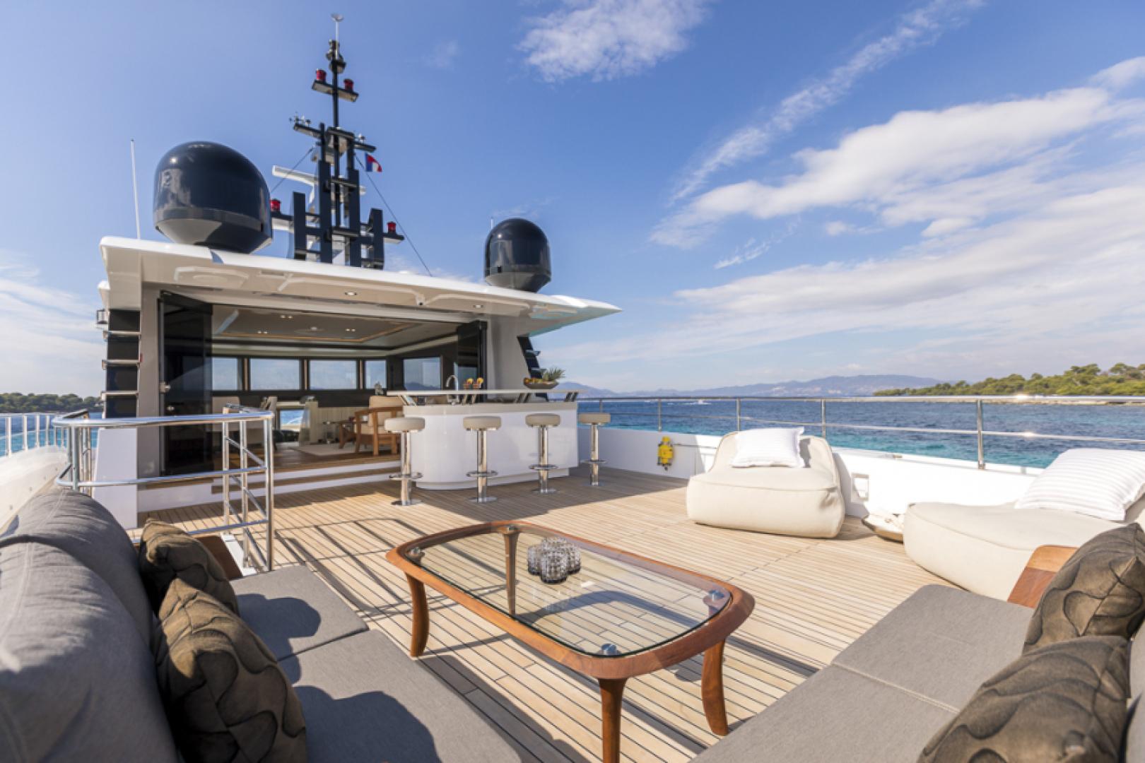 Majesty Yachts-Majesty 100 2022-MAJESTY 100 United Arab Emirates-Flybridge-1604967