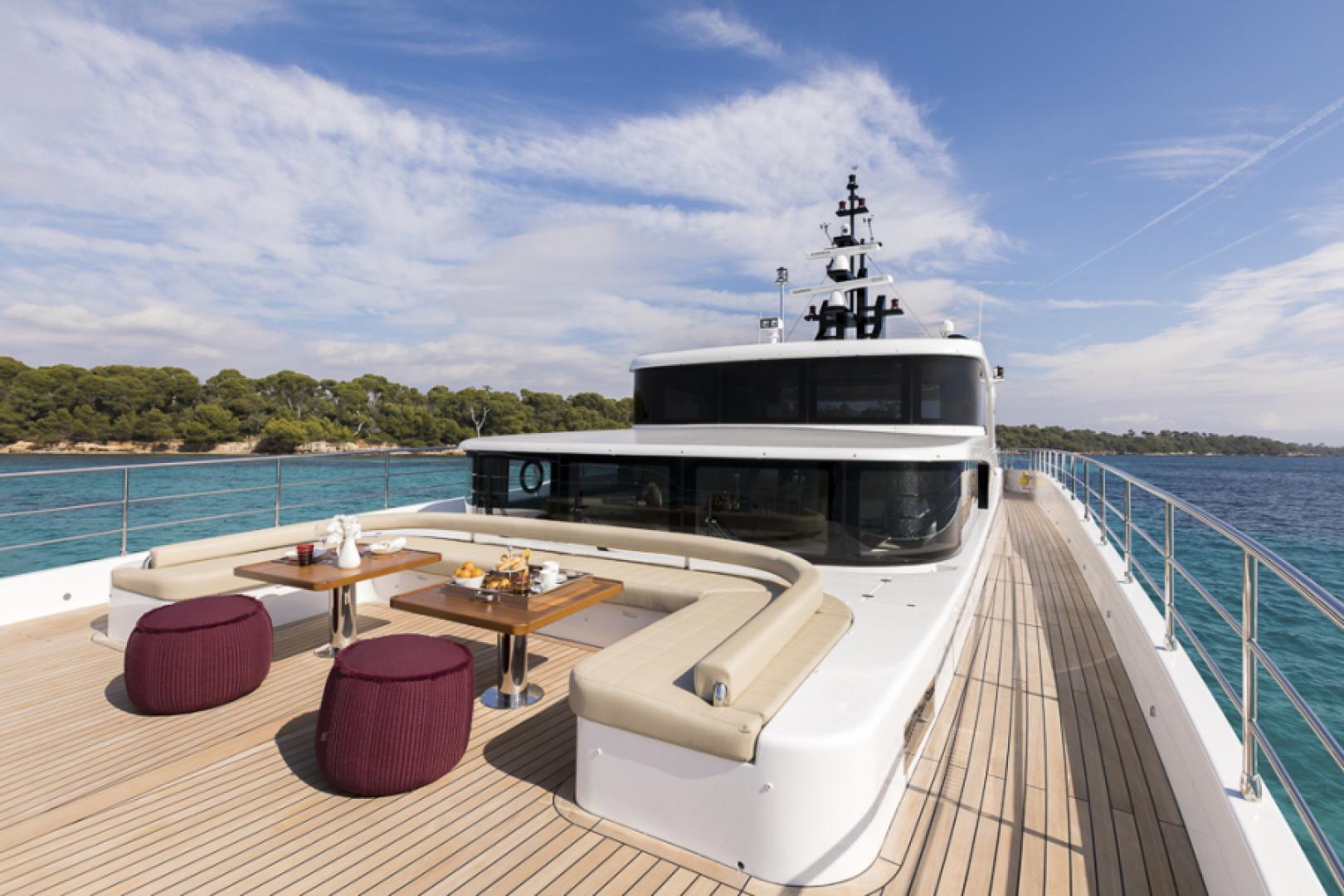 Majesty Yachts-Majesty 100 2022-MAJESTY 100 United Arab Emirates-Fore Deck-1604968