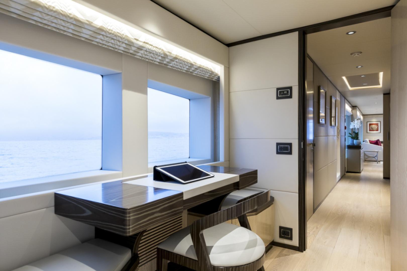 Majesty Yachts-Majesty 100 2022-MAJESTY 100 United Arab Emirates-Owners Office-1604959