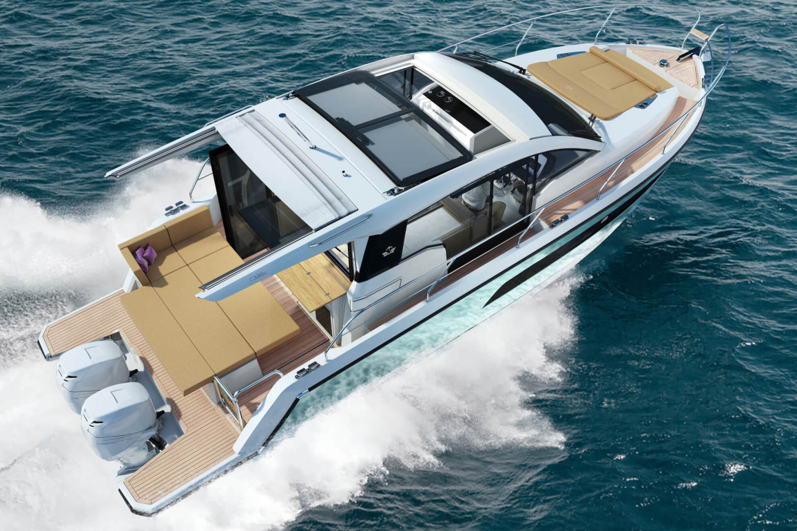 Picture Of a 2022 Sealine 33 C335v Motor Yachts | 1605043
