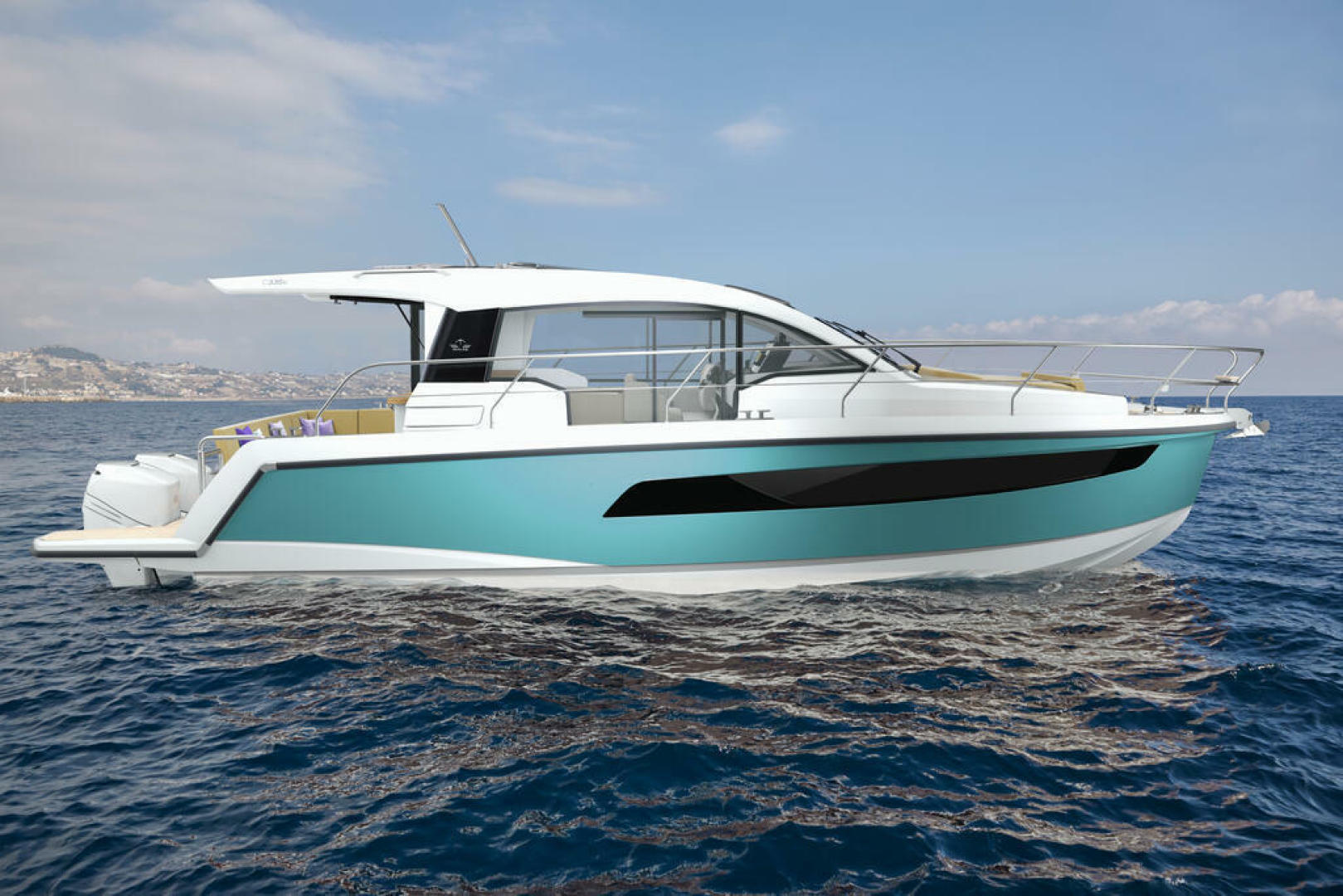Picture Of a 2022 Sealine 33 C335v Motor Yachts | 1628188