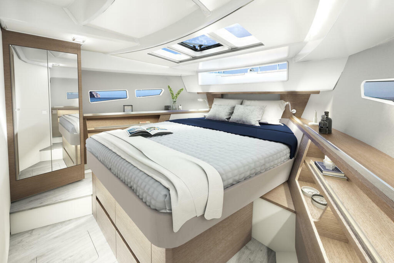 Picture Of a 2022 Sealine 33 C335v Motor Yachts | 1628195