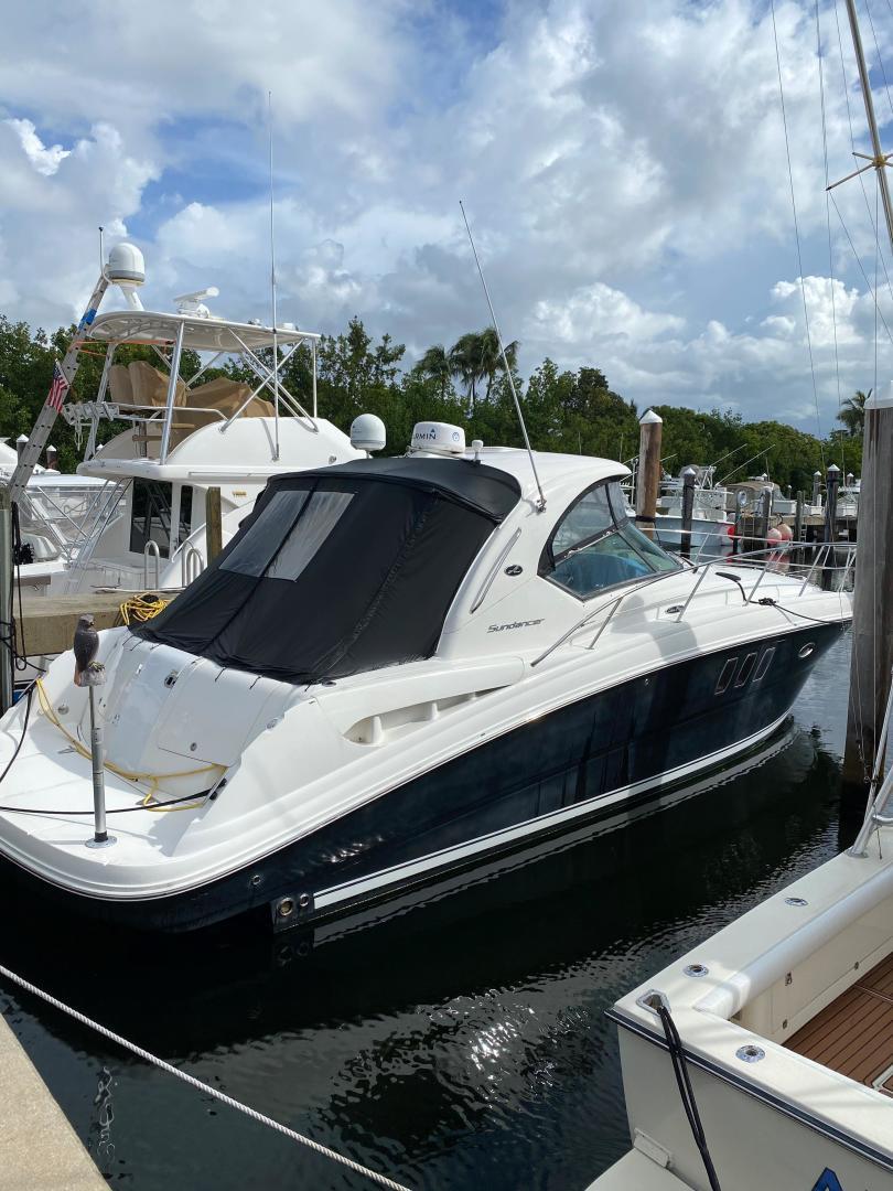 Sea Ray-380 Sundancer 2008-NO NAME Fort Lauderdale-Florida-United States-1605178 | Thumbnail