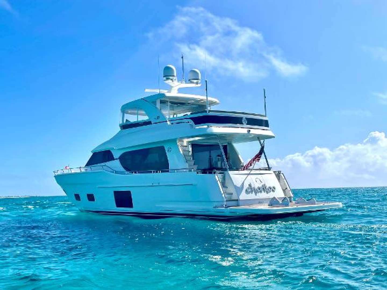 Ocean Alexander-70 Evolution 2019-CHARITOO Fort Lauderdale-Florida-United States-1637201 | Thumbnail