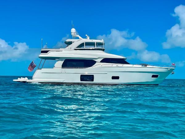 Ocean Alexander-70 Evolution 2019-CHARITOO Fort Lauderdale-Florida-United States-1637199 | Thumbnail
