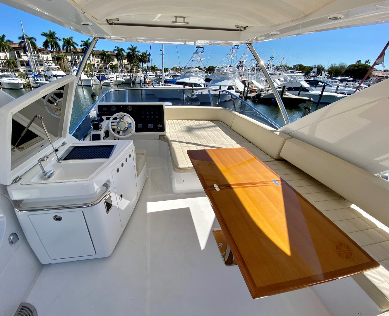 Azimut-54 Flybridge 2018-ARROWS ABYSS West Palm Beach-Florida-United States-1609113 | Thumbnail