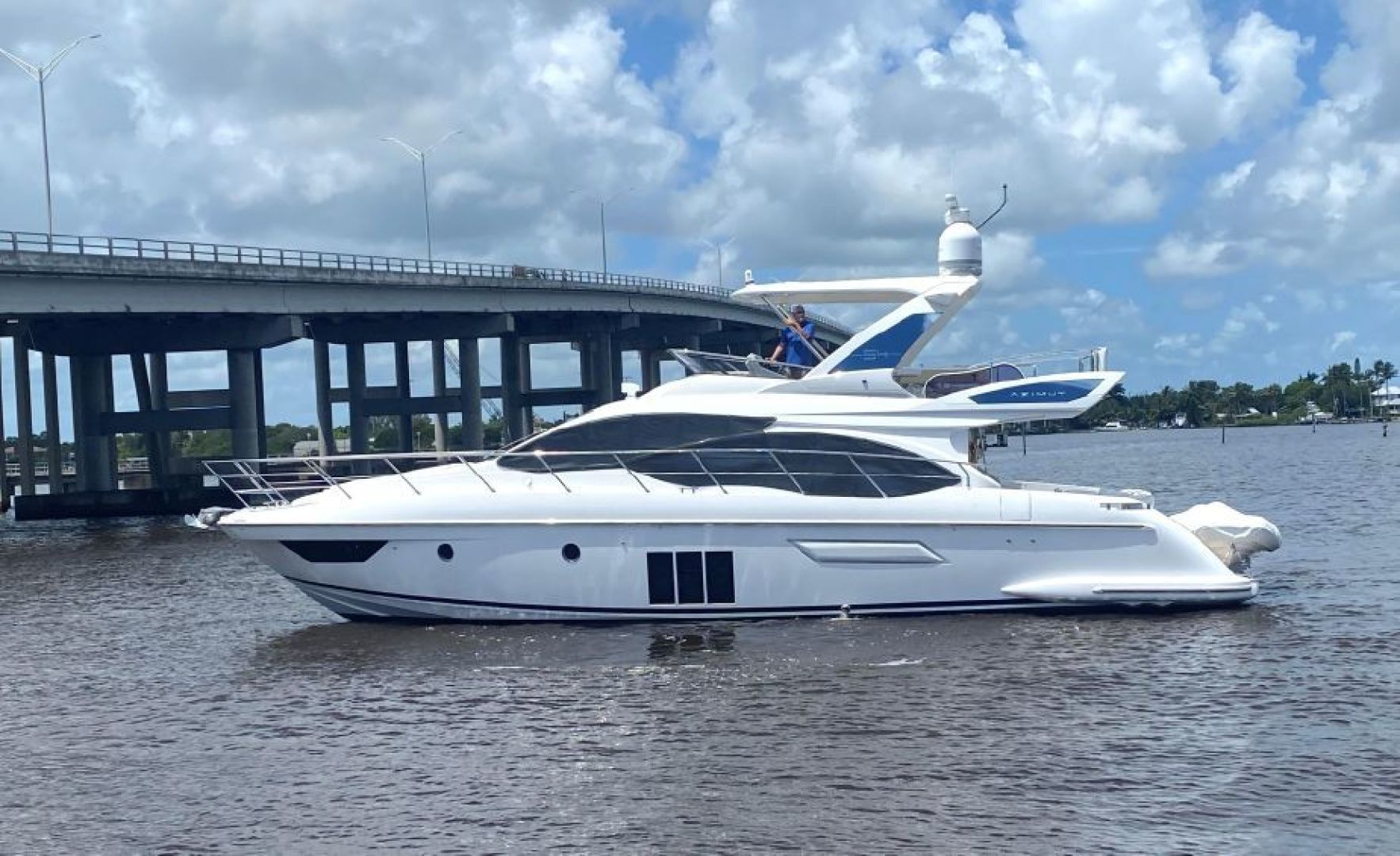 Azimut-54 Flybridge 2018-ARROWS ABYSS West Palm Beach-Florida-United States-1608846 | Thumbnail
