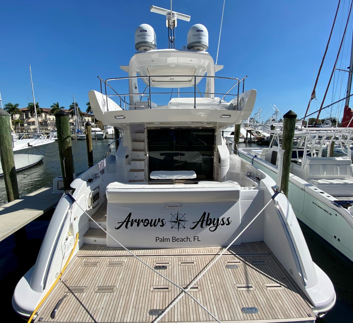 Azimut-54 Flybridge 2018-ARROWS ABYSS West Palm Beach-Florida-United States-1609110 | Thumbnail