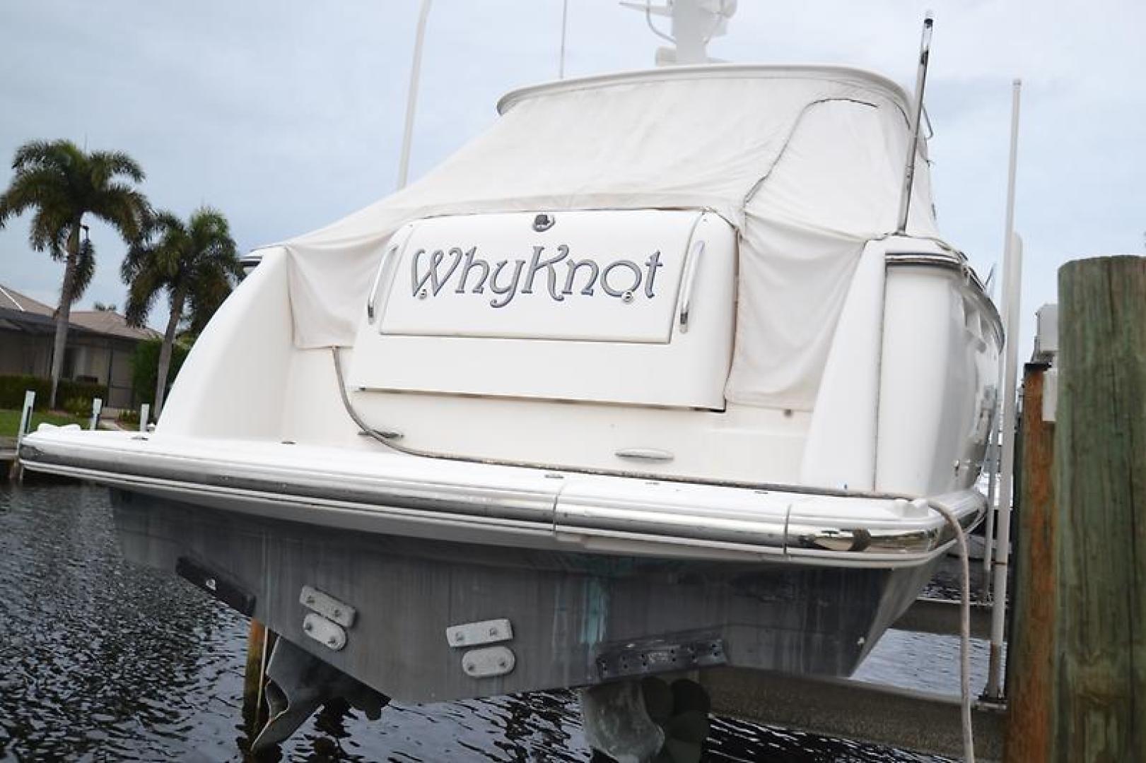 Tiara Yachts-39 Sovran 2007-Why Knot Punta Gorda-Florida-United States-1622274 | Thumbnail