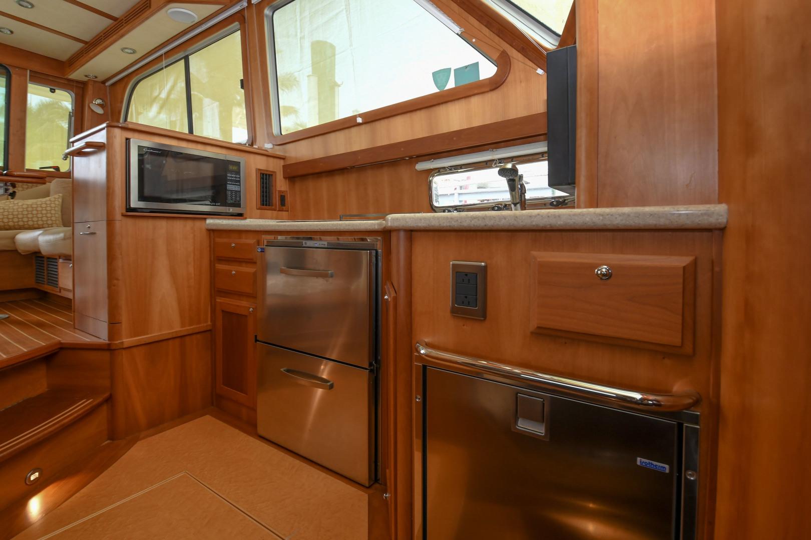 Sabre-40 Express 2010-Impulse Treasure Island-Florida-United States-2010 40 Sabre Express  Impulse  Galley-1618626 | Thumbnail