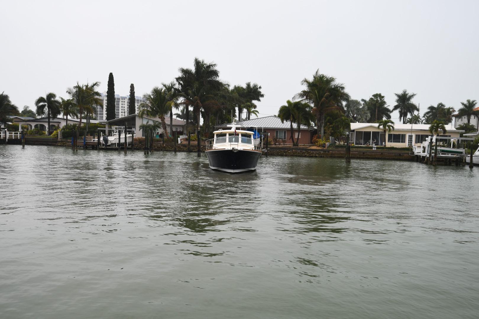Sabre-40 Express 2010-Impulse Treasure Island-Florida-United States-2010 40 Sabre Express  Impulse  Bow Profile-1618658 | Thumbnail