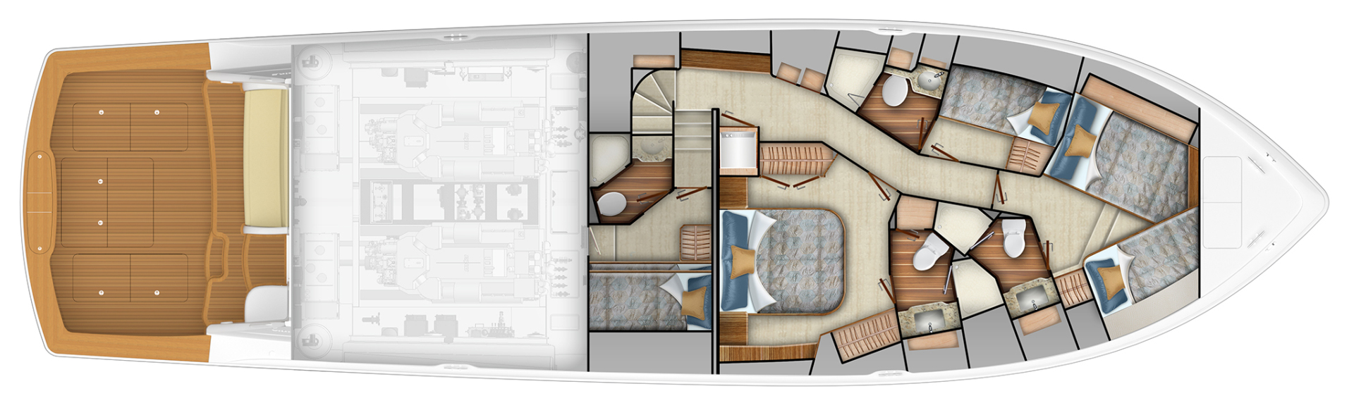 Option #2 Crossover Layout