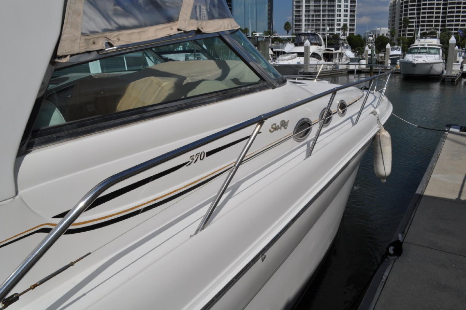 Sea Ray-370 Sundancer 1998 -Sarasota-Florida-United States-1614807 | Thumbnail