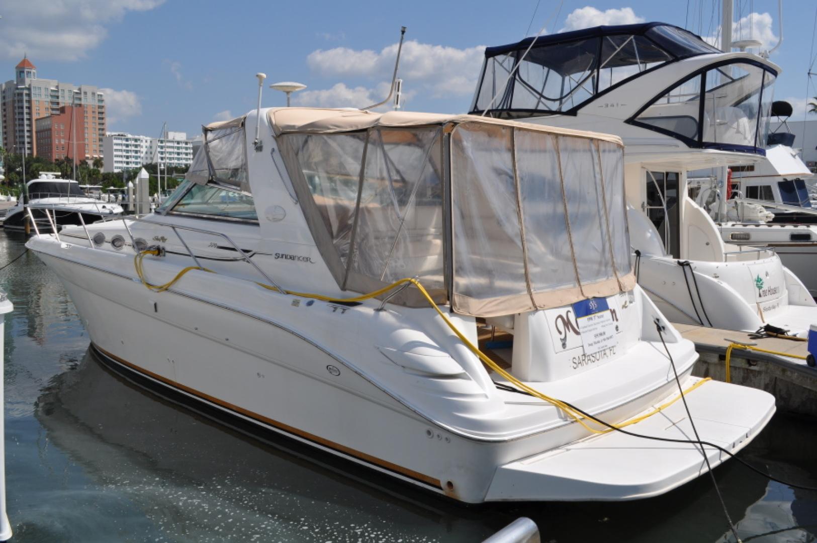 Sea Ray-370 Sundancer 1998 -Sarasota-Florida-United States-1614828 | Thumbnail