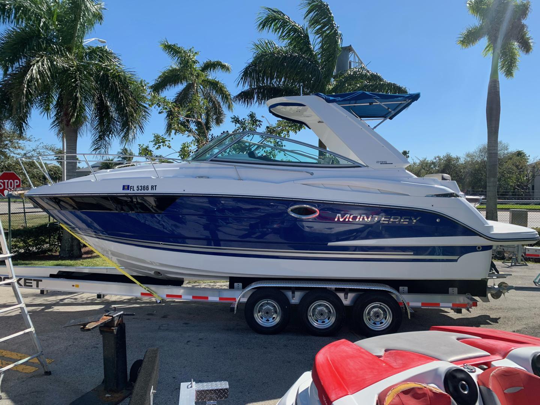 Monterey-295 SY 2019 -Pompano Beach-Florida-United States-1616214 | Thumbnail