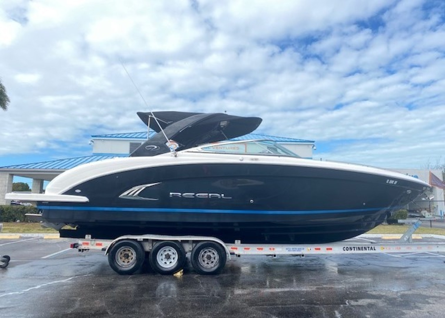 Regal-3200 Bowrider 2015 -Tampa Bay-Florida-United States-1616536 | Thumbnail