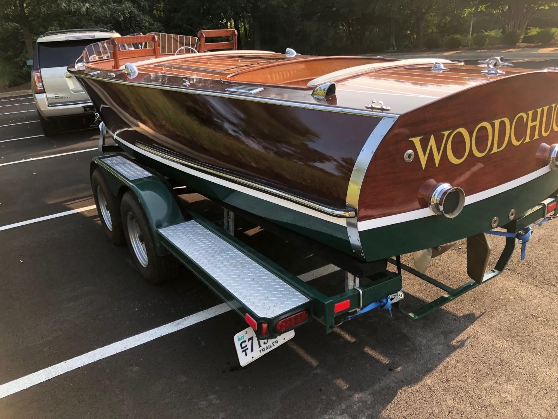 Custom 20 - Woodchuck - Exterior profile