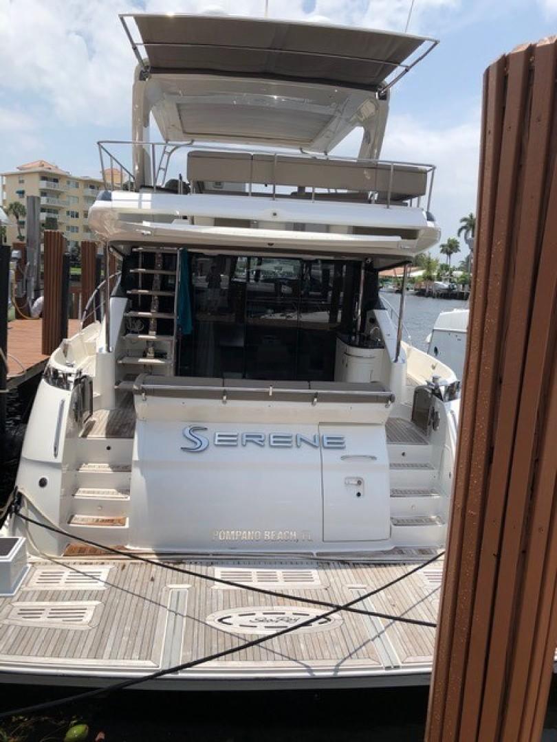 Sea Ray-L650 Flybridge 2016-Serene Pompano Beach-Florida-United States-1616838 | Thumbnail