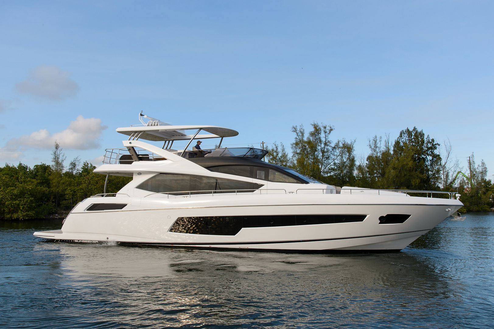 Sunseeker-75 Yacht 2017-Claudia Dania Beach-Florida-United States-1617121 | Thumbnail