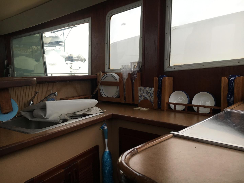 Chris-Craft-West Indian Trawler 1983 -Pasadena-Maryland-United States-1618374   Thumbnail