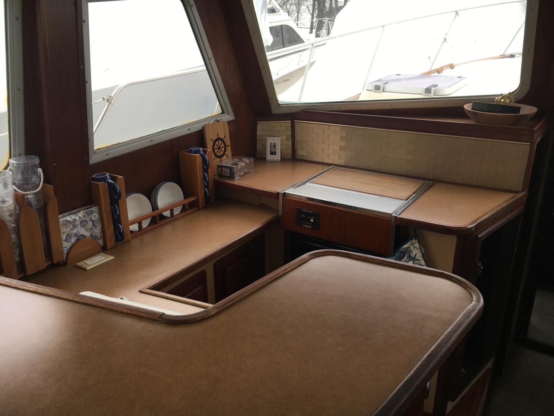 Chris-Craft-West Indian Trawler 1983 -Pasadena-Maryland-United States-1618373   Thumbnail