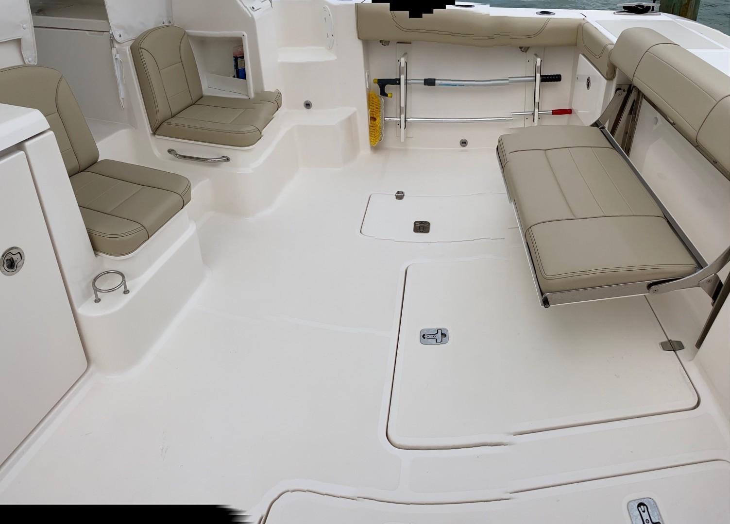 Pursuit-355 Offshore 2000-DUN DOCN Naples-Florida-United States-35 Pursuit Cockpit-1634731 | Thumbnail