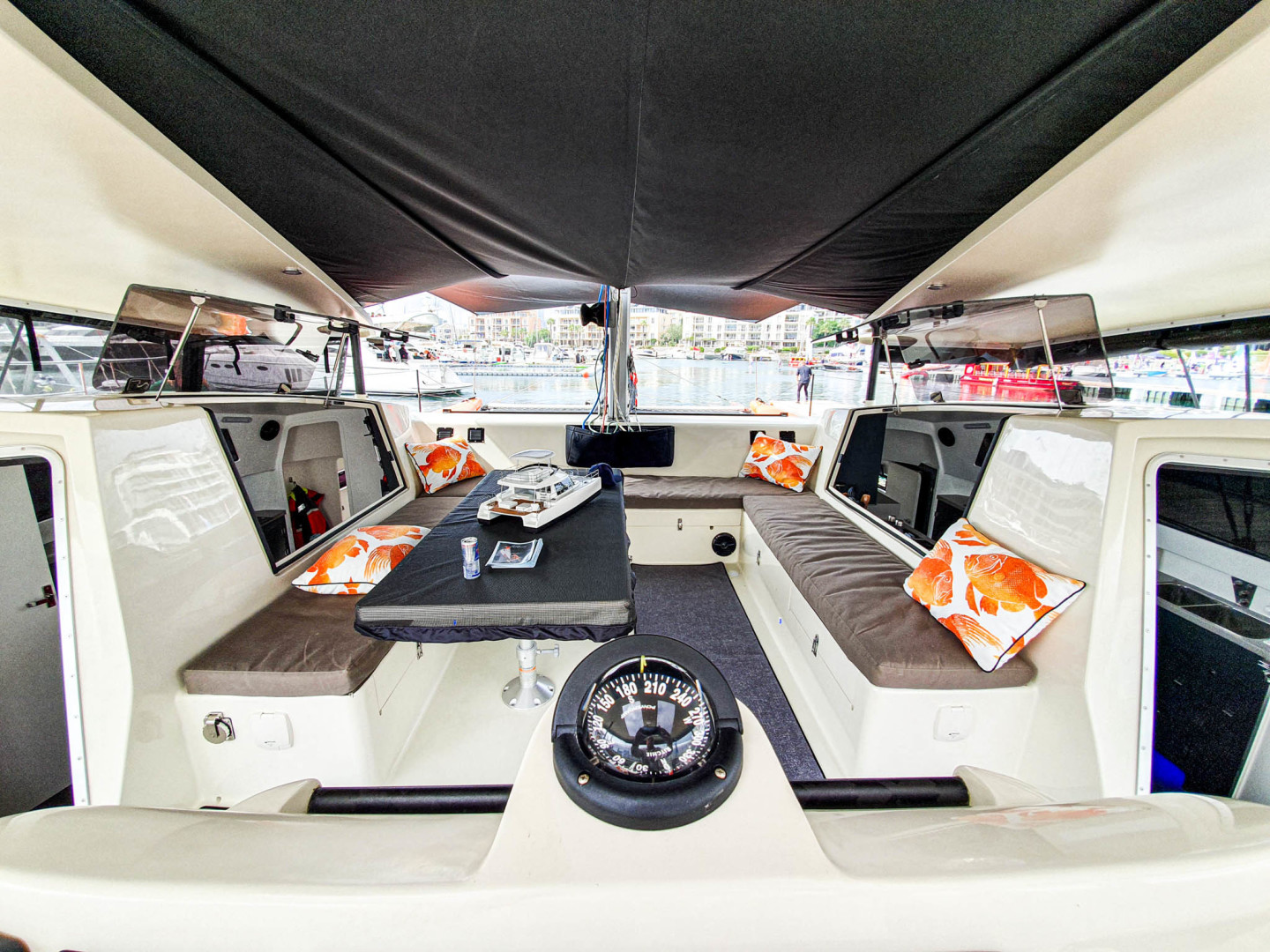 Scape-40 Sport 2019-Dual Flyer Durban-South Africa-2019 Scape Yachts 40 Sport 11-1621030 | Thumbnail