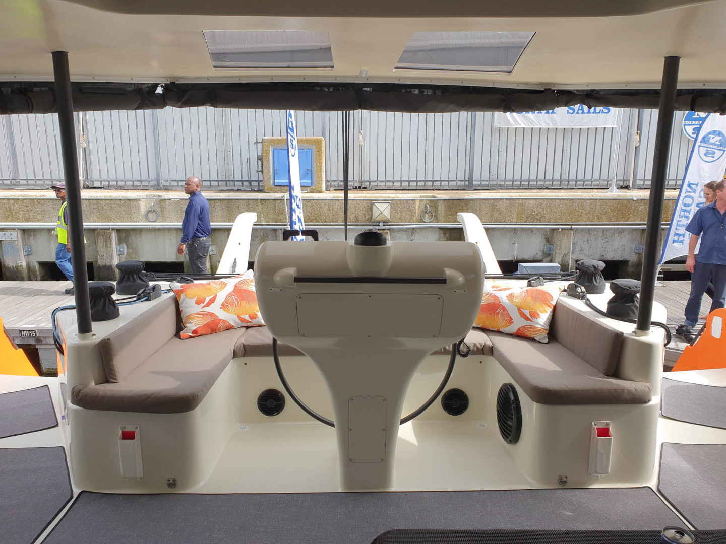 Scape-40 Sport 2019-Dual Flyer Durban-South Africa-2019 Scape Yachts 40 Sport 19-1621038 | Thumbnail