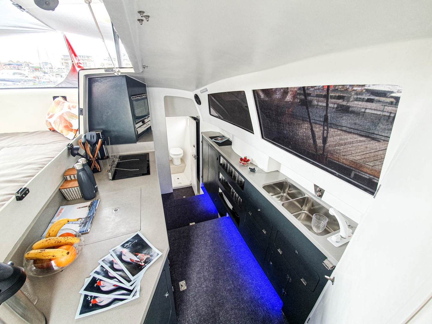 2019 Scape Yachts 40 Sport 08