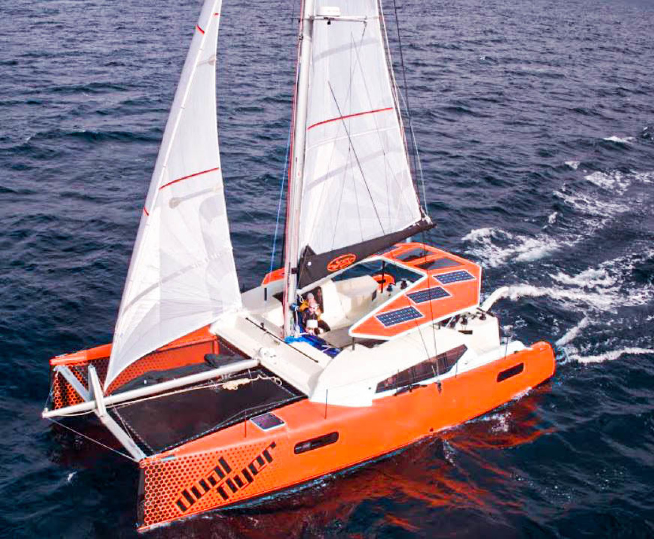 Scape-40 Sport 2019-Dual Flyer Durban-South Africa-2019 Scape Yachts 40 Sport 23-1621042 | Thumbnail