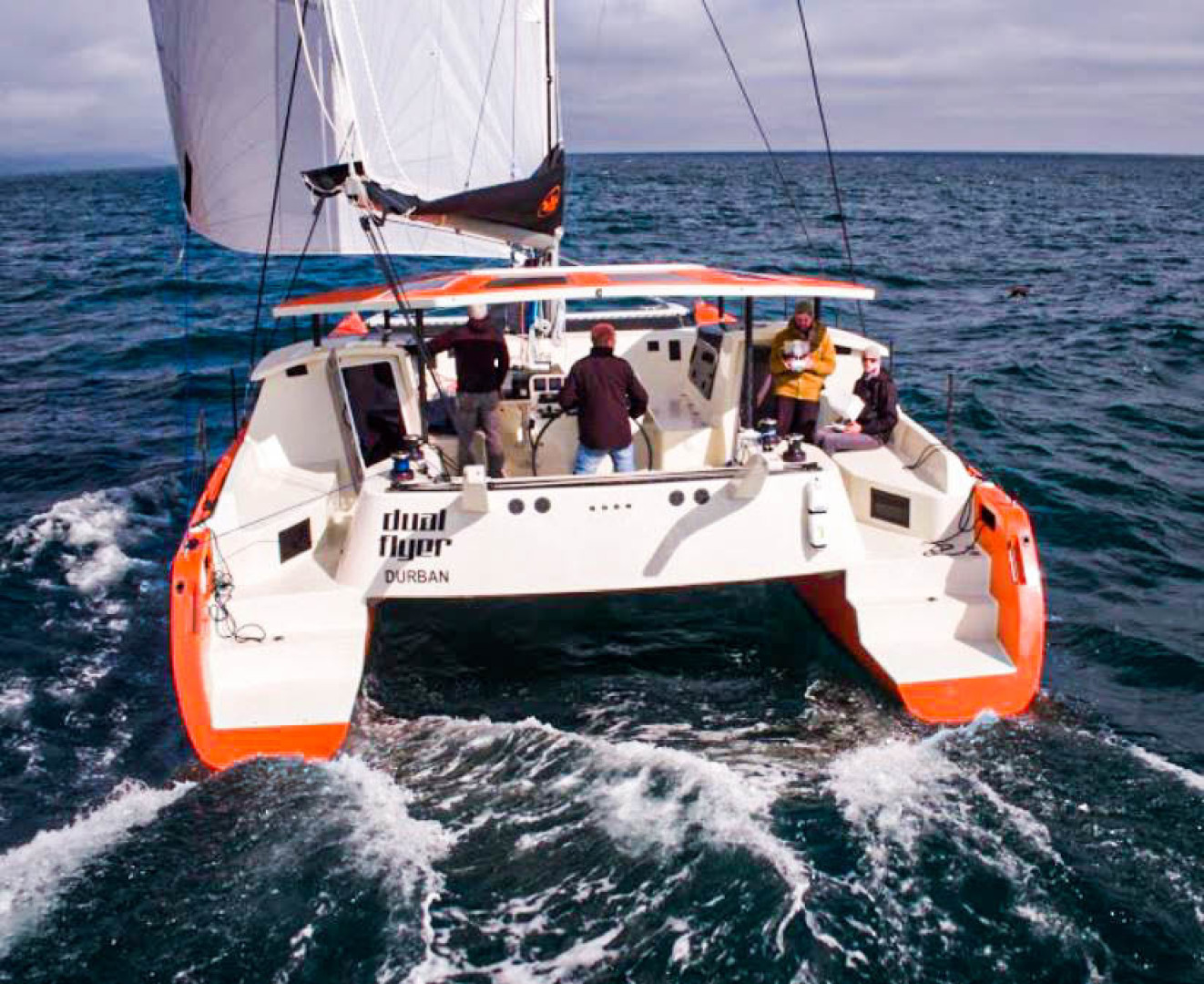 Scape-40 Sport 2019-Dual Flyer Durban-South Africa-2019 Scape Yachts 40 Sport 24-1621043 | Thumbnail