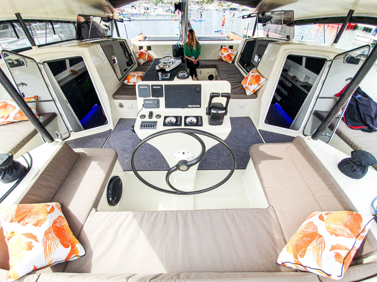 Scape-40 Sport 2019-Dual Flyer Durban-South Africa-2019 Scape Yachts 40 Sport 21-1621040 | Thumbnail