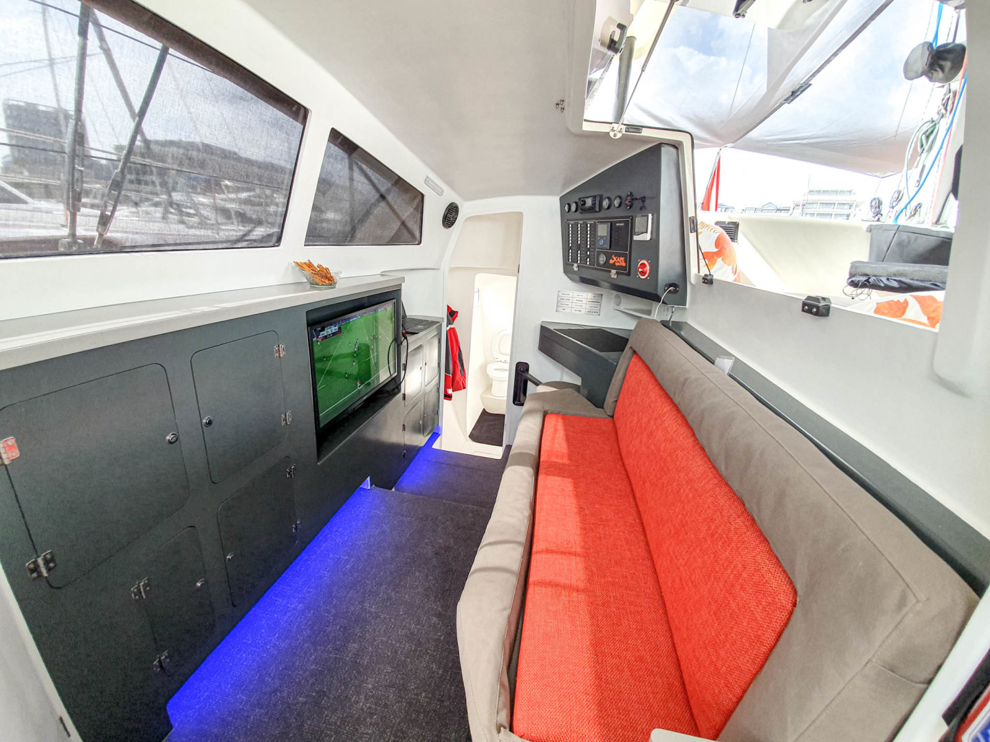 Scape-40 Sport 2019-Dual Flyer Durban-South Africa-2019 Scape Yachts 40 Sport 13-1621032 | Thumbnail