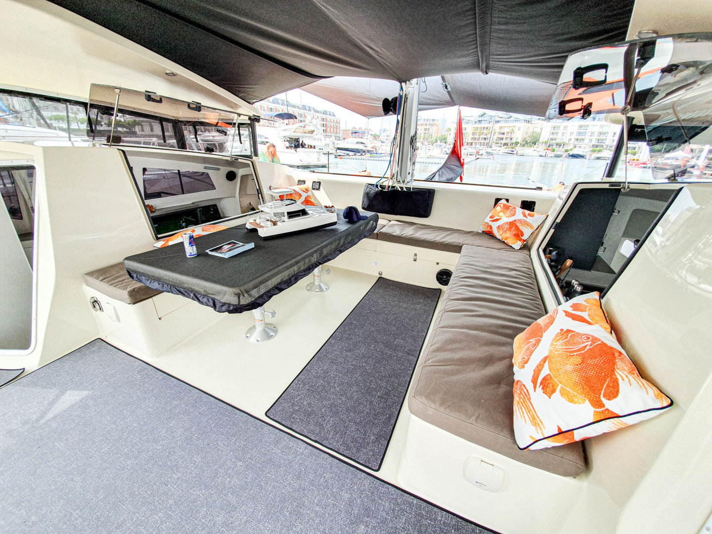 Scape-40 Sport 2019-Dual Flyer Durban-South Africa-2019 Scape Yachts 40 Sport 12-1621031 | Thumbnail