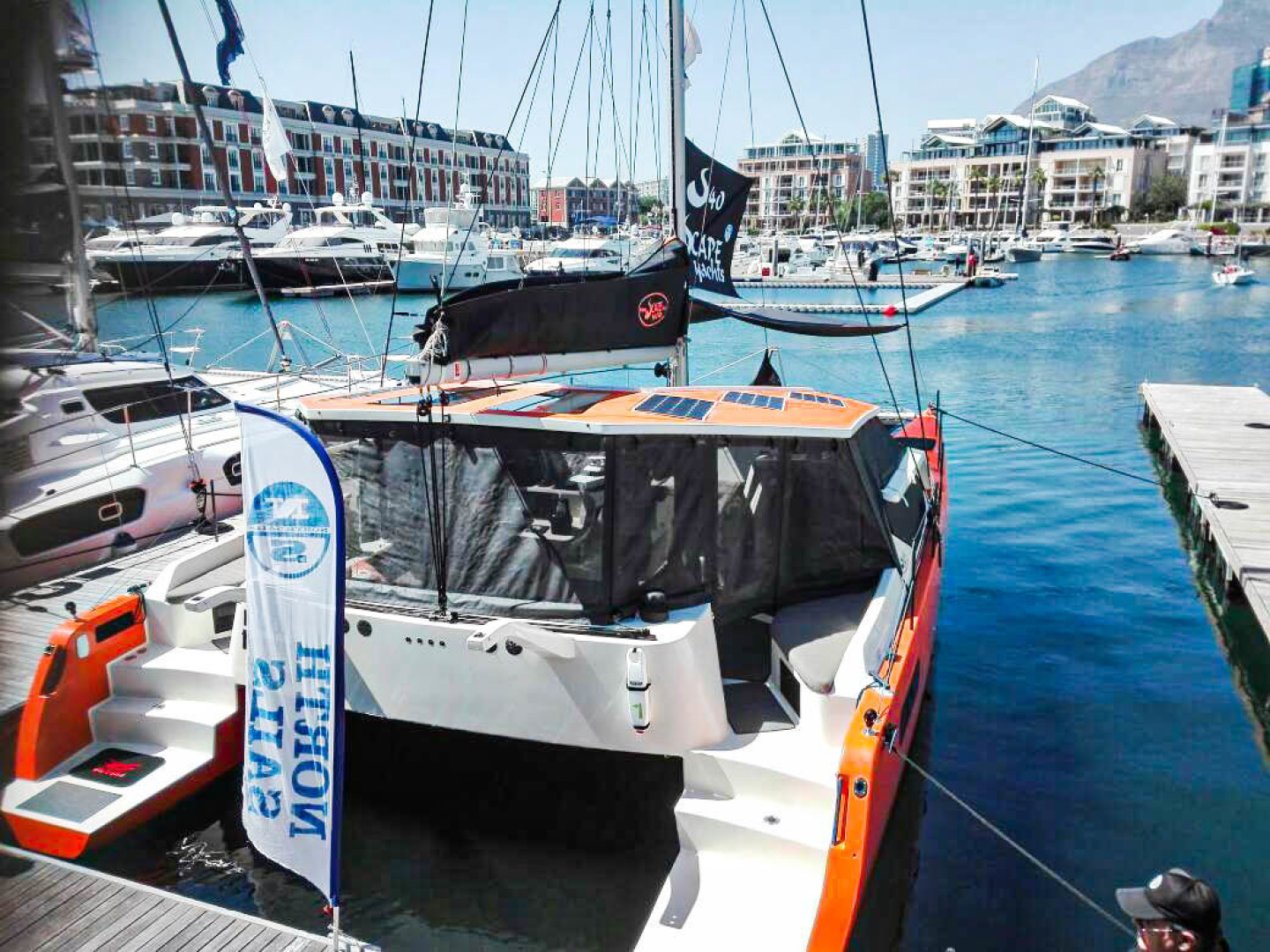 Scape-40 Sport 2019-Dual Flyer Durban-South Africa-2019 Scape Yachts 40 Sport 25-1621044 | Thumbnail