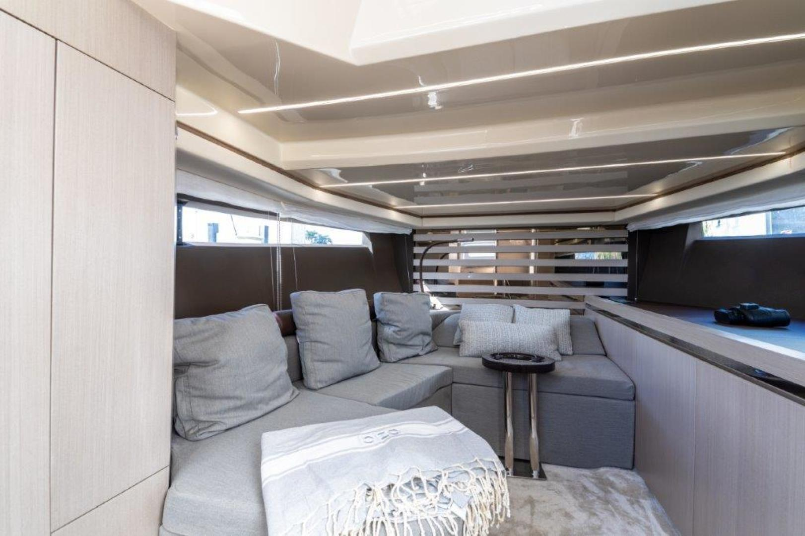Invictus-370 GT 2018-EOS II Fort Lauderdale-Florida-United States-Cabin Entry-1624935 | Thumbnail