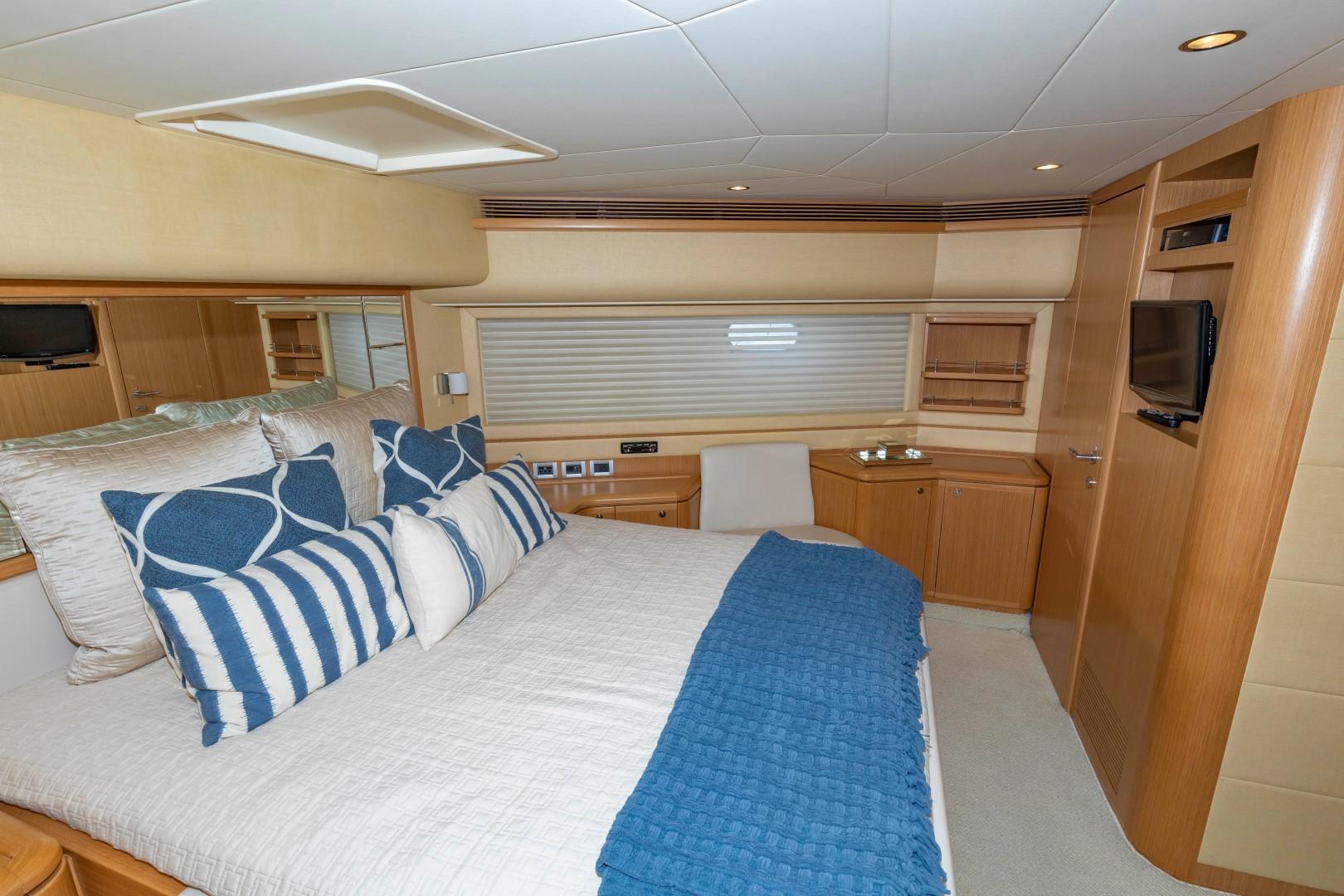 Ferretti Yachts-830HT 2010-MI RX Fort Lauderdale-Florida-United States-VIP Stateroom-1644654 | Thumbnail