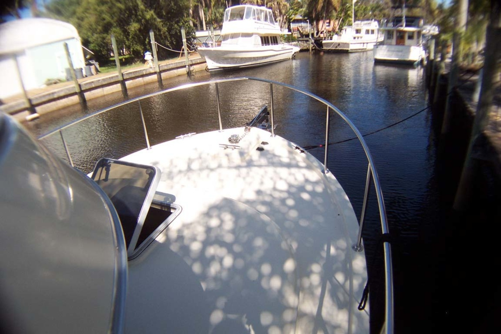 Camano-Troll 2007-NEXT ADVENTURE Stuart-Florida-United States-Bow Cabin Profile-1622015   Thumbnail