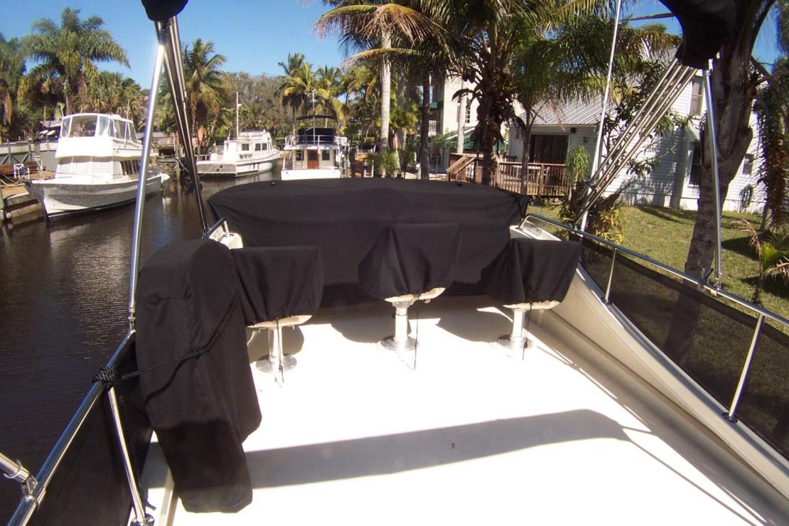 Camano-Troll 2007-NEXT ADVENTURE Stuart-Florida-United States Helm and Chair Sunbrella Coverings-1622021   Thumbnail