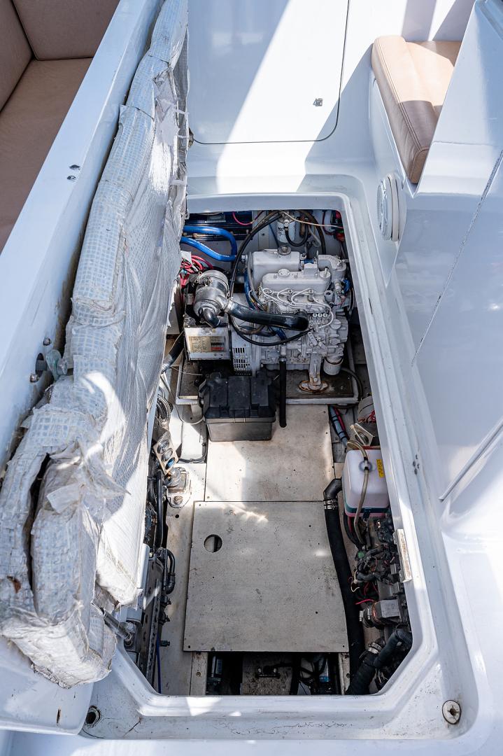 Predator 35 - It's A Wrap - Engine Room