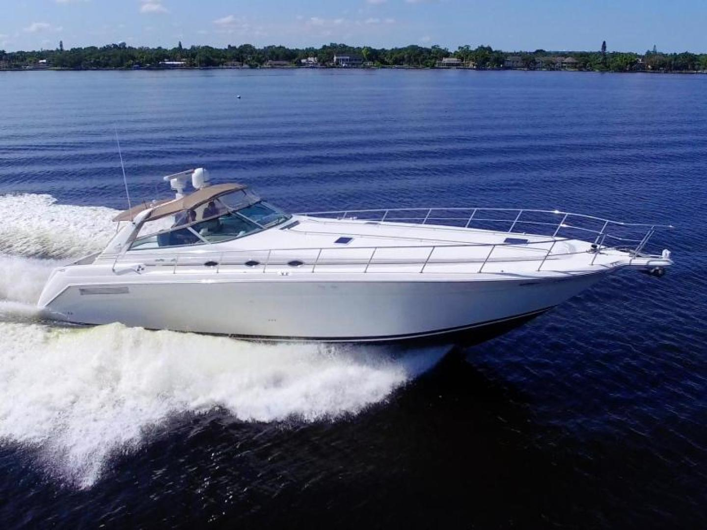 Sea Ray-500 Sundancer 1995-Captains Mistress Palmetto-Florida-United States-1623425 | Thumbnail