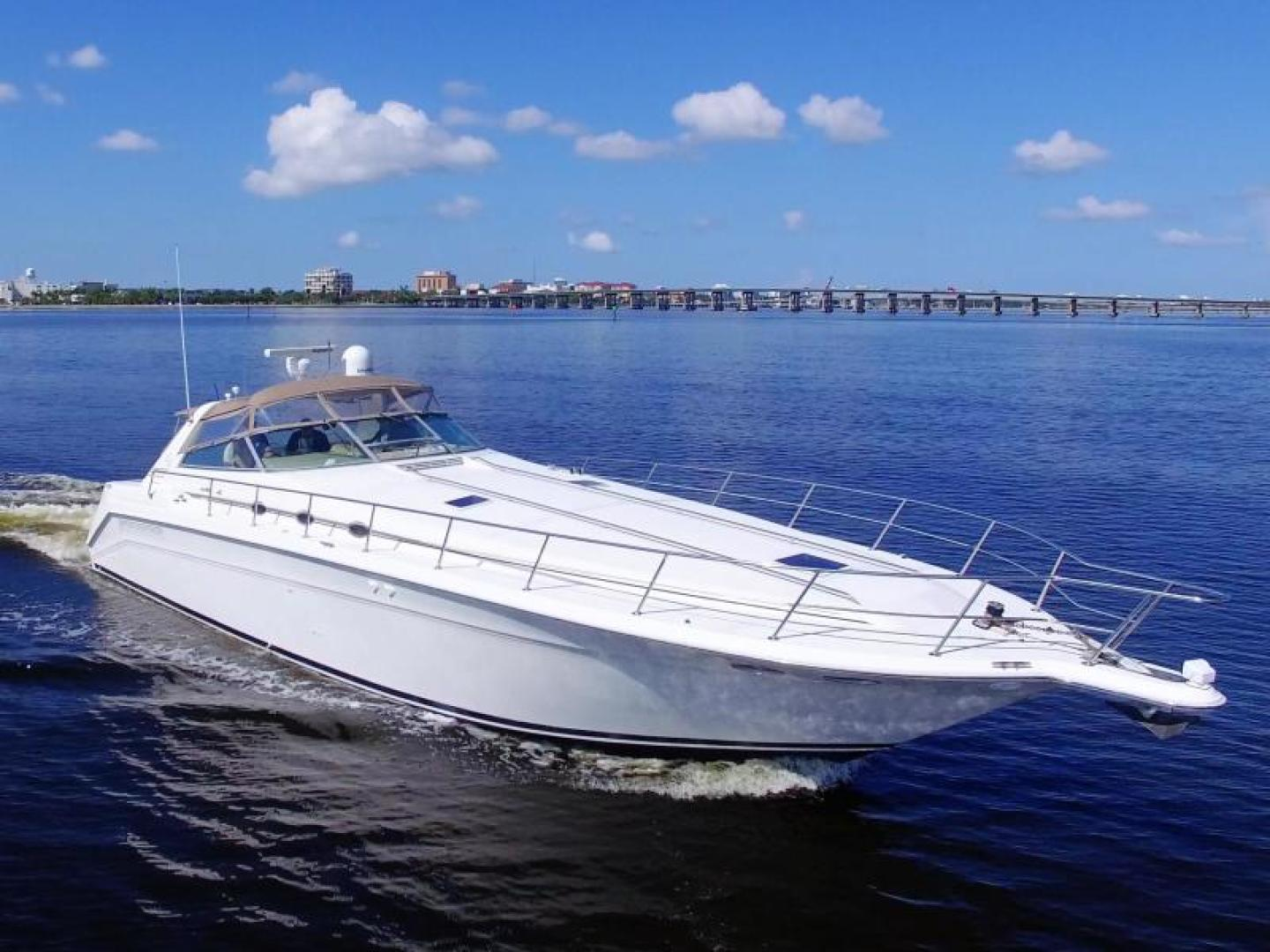 Sea Ray-500 Sundancer 1995-Captains Mistress Palmetto-Florida-United States-1623427 | Thumbnail