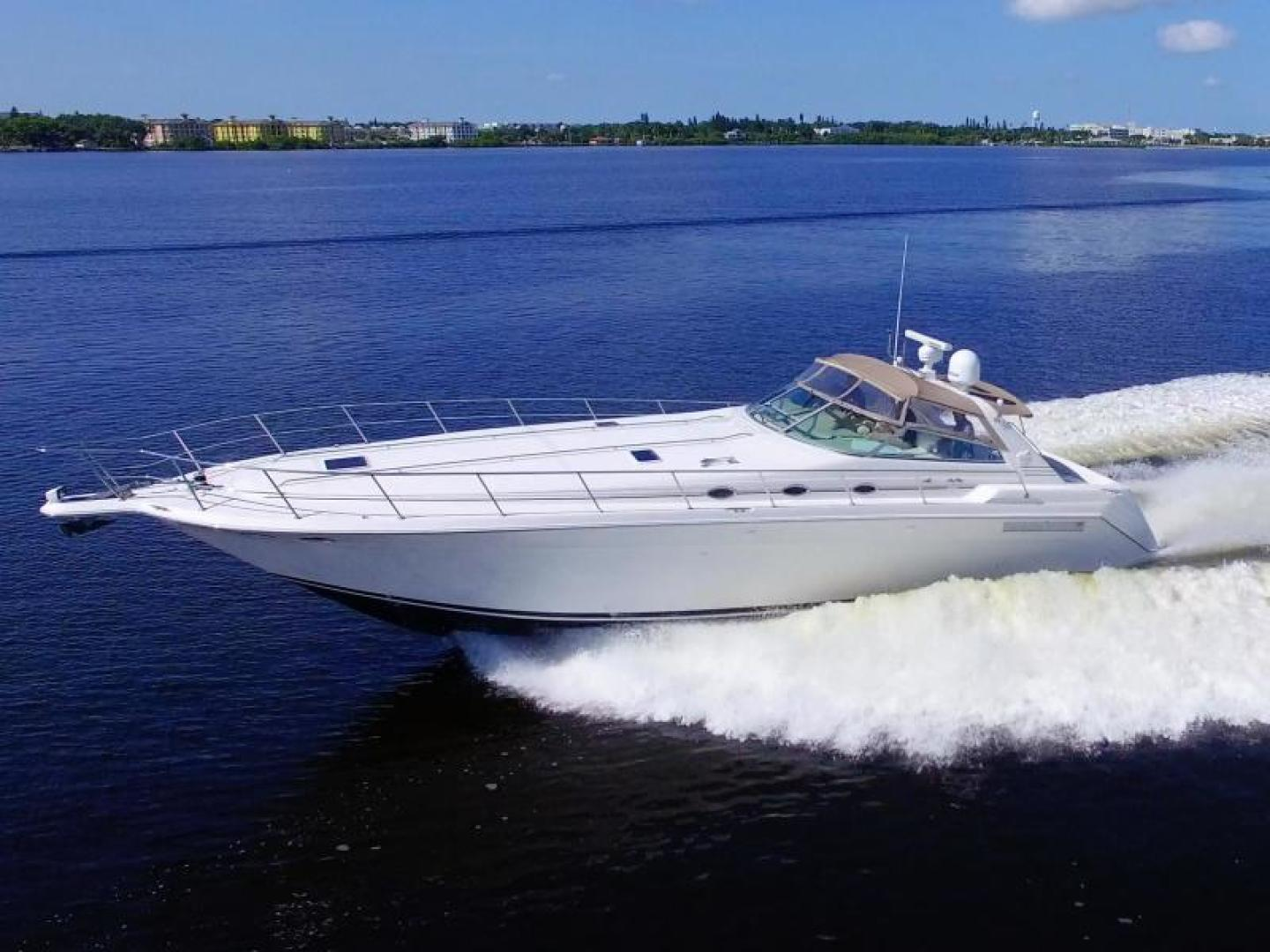 Sea Ray-500 Sundancer 1995-Captains Mistress Palmetto-Florida-United States-1623422 | Thumbnail