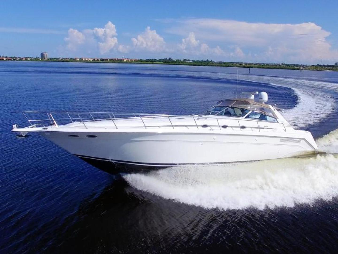 Sea Ray-500 Sundancer 1995-Captains Mistress Palmetto-Florida-United States-1623423 | Thumbnail