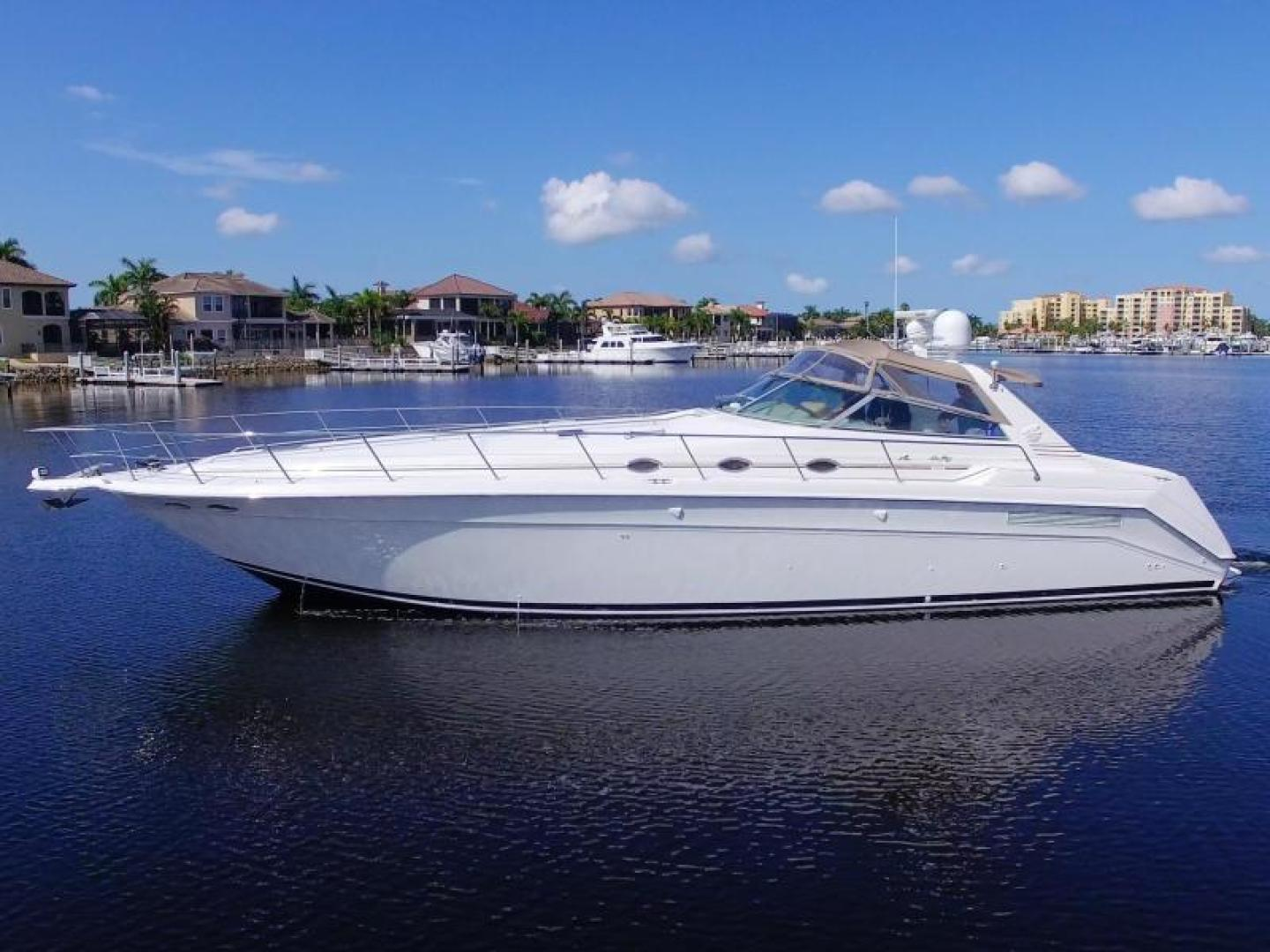 Sea Ray-500 Sundancer 1995-Captains Mistress Palmetto-Florida-United States-1623487 | Thumbnail