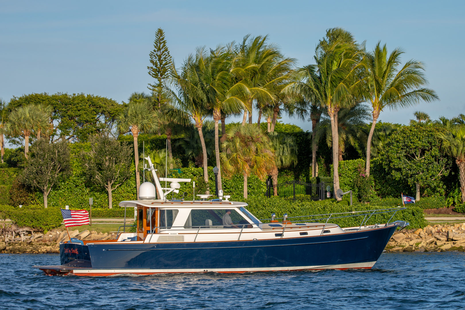 Bruckmann-Abaco 47 2020-EAST BY SOUTH West Palm Beach-Florida-United States-Profile-1623829 | Thumbnail